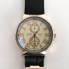 Часы наручные Ulysse Nardin Brown ремешок