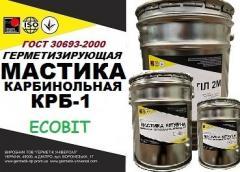 Карбинольная Мастика Ecobit ( герметизация