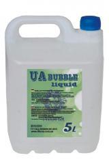 Жидкость для генератора мыльных пузырей UA bubble