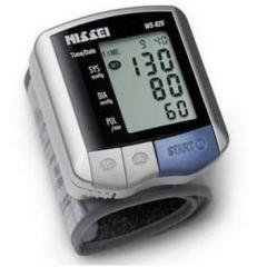 Automatic tonometers on wrist