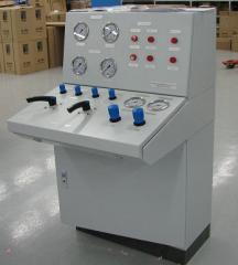 Control board (pneumatics + electronics)