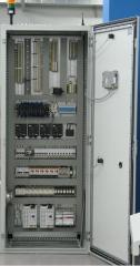 Cabinets of management of Festo with frequency