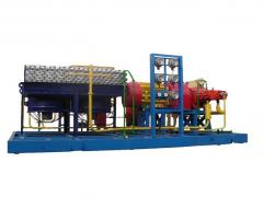 We make gas methane (CNG) the equipment of the BKI