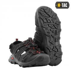 Сандали кожаные M-TAC (Black,Черный)