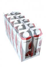 Heat-sealed plastic packaging film
