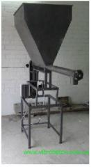 Screw feeder, continuous execution Stal′3