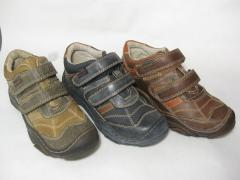 Children's shoes for boys