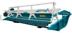 Harvester roll hinged ZhVN-6M