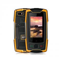 Servo X7 Plus orange Мобильный телефон