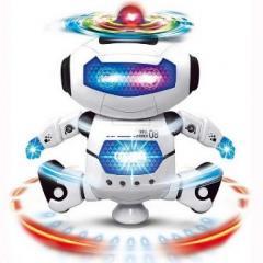 Танцующий светящийся робот Dancing Robot   Детская