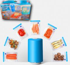 Вакуумный упаковщик для еды Vacuum Sealer Always