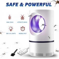 Лампа от комаров, Низковольтная лампа-убийца от
