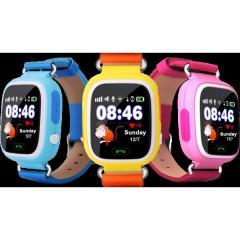 Смарт-часы детские UWatch Q90 GPS контроль звонки