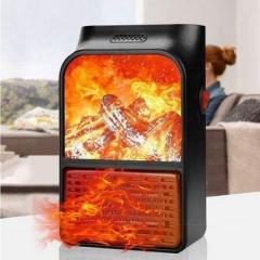 Портативный обогреватель с пультом Flame Heater