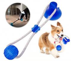 Игрушка для домашних животных, Мяч на веревке с