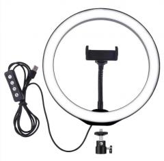 Кольцевая светодиодная Led лампа для блогера селфи