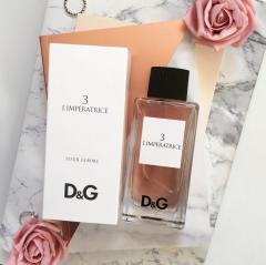 Женская туалетная вода Dolce Gabbana 3
