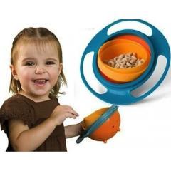 Детская тарелка-неваляшка Universal Gyro Bowl из