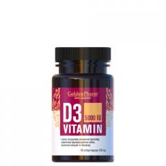 Витамин Д3 5000МЕ капсулы 150мг. №90