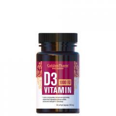 Витамин Д3 1000МЕ капсулы 150мг. №90