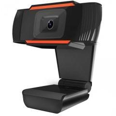 Web камера M1 з мікрофоном Чорний