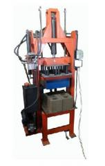 Stationary hydraulic machines for the production