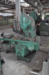 Vertically milling machine second-hand VF-222 type