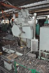 The boring machine with second-hand ChPU 2R135F2