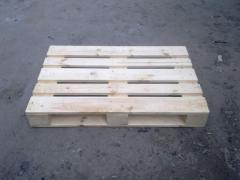 Euro Pallets (1200*800) pine new