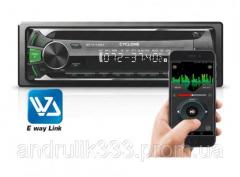Автомагнитола CYCLON MP-1019G MBA(• Блютуз с микрофоном)съемная панель