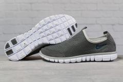 Кроссовки мужские 17491, Nike Free 3.0, серые, [