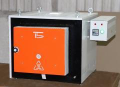 Электропечь с системой автоматического регулирования температуры