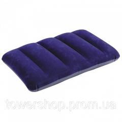 Надувная подушка Intex 68672 Синий