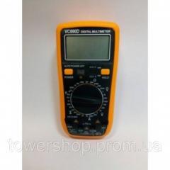 Цифровой Профессиональный мультиметр VC890D тестер