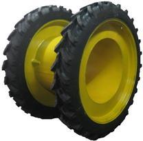 Шины и колеса тракторные