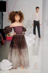 Выпускное платье от дизайнера Татьяны Васиной