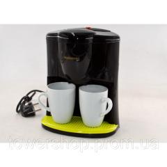 Капельная кофеварка Crownberg CB-1560 кофе машина