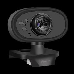 Web камера Xtrike XPC01 з мікрофоном Чорний