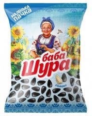 Семена подсолнечника жареные соленые ТМ Баба Шура,