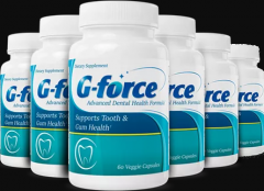 G-force Teeth - капсулы для здоровья зубов