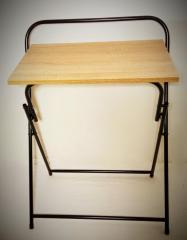Столик для ноутбука со столешницей