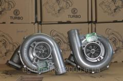 Turbo-superchargers
