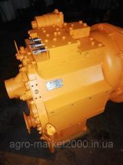 Гидромеханическая передача ГМП погрузчиков