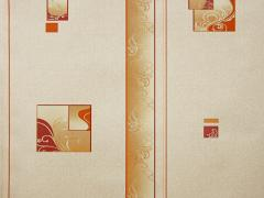 Collection of the washing wall-paper of an