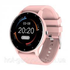 Смарт-часы Lemfo ZL02 (пульсометр, ...