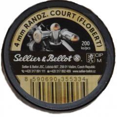 "Патрон Флобера ""Sellier & Bellot"" усиленные кал.4 мм"