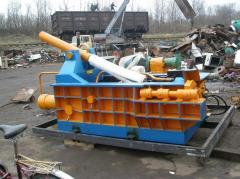 Гидравлический пресс для металлолома Y83UA-125