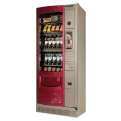 Торговый снековый автомат Saeco Smeraldo 36,