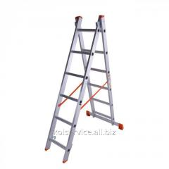 Combined multi-functional ladders