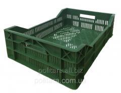 Ящики пластиковые 600х400х150/110 черные
